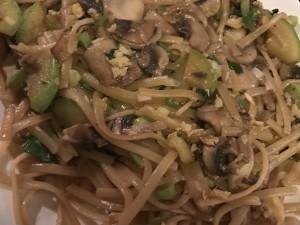 Thaise noodles zonder pit